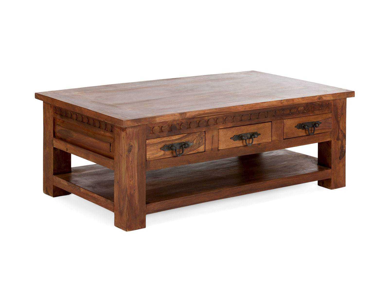 konferen n stolek s lo n m prostorem woodlive. Black Bedroom Furniture Sets. Home Design Ideas