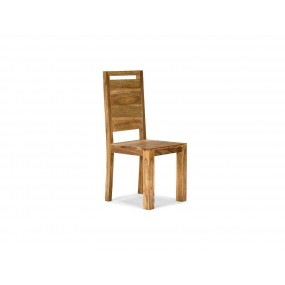 Dřevěná židle z palisandru