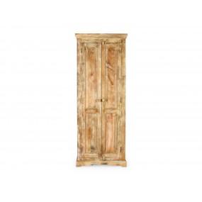 Šatní skříň z masivního tvrdého dřeva Patena