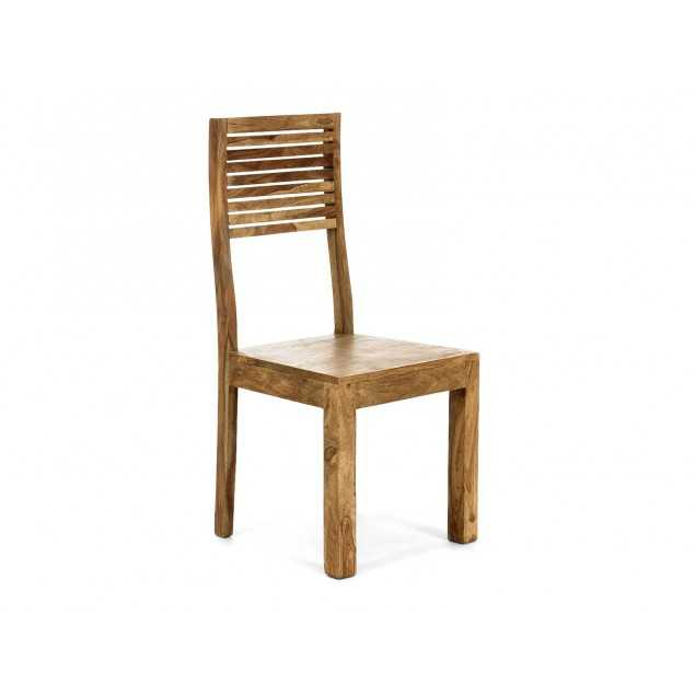 Masivní dřevěná židle Rosewood