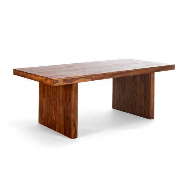 Masivní jídelní stůl z palisandru Kánpur