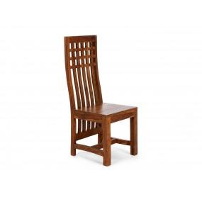 Masivní jídelní židle z palisandru Lucas