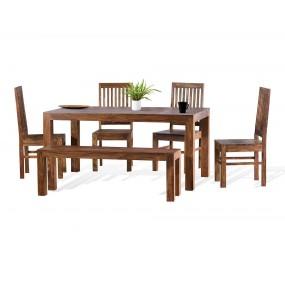 Stůl z masivního palisandru Margao
