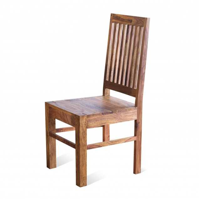 Dřevěná židle z masivu Priemer