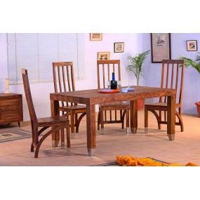 Moderní jídelní stůl z palisandrového dřeva Orissa