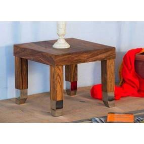 Masivní odkládací stolek Orissa