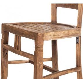 Židle z masivního teaku Marina
