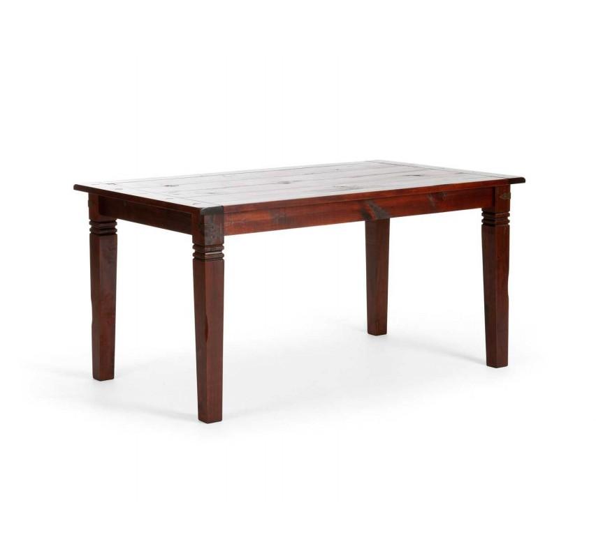 Hnědý jídelní stůl 150x90 Jodpur