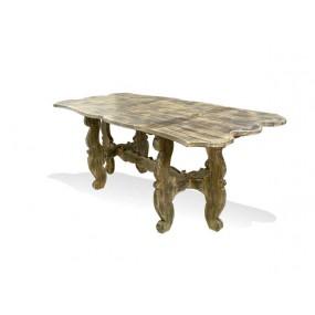 Antický jídelní stůl India