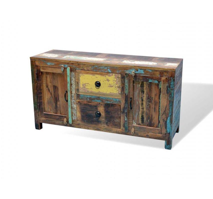 Barevný příborník z dřevěného masivu Colour