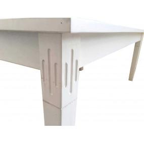 Bílý konferenční stolek Anni