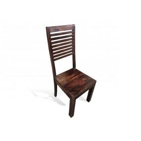 Palisandrová židle Surat hnědá
