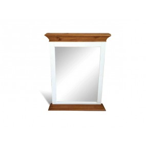 Masivní zrcadlo do koupelny Stromboli
