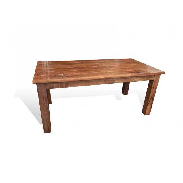 Jídelní stůl z mangového masivu
