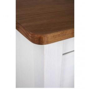 TV stolek z borovicového masivu Irelia