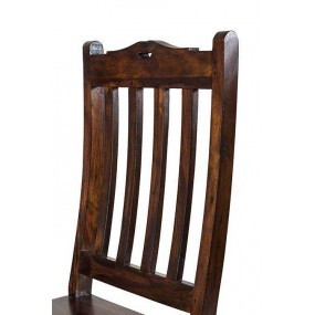 Židle z masivu Alex