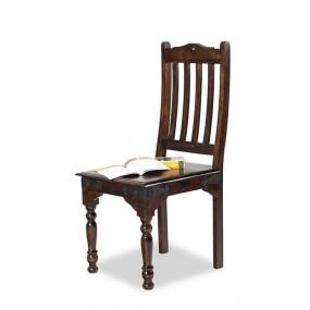 Masivní židle Alex