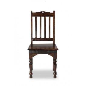 Dřevěná židle z palisandru Alex