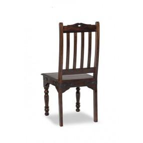 Luxusní židle z masivního palisadrnu Alex