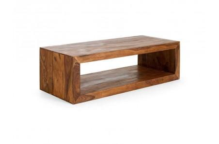 Konferenční stolek z masivního palisandru Square
