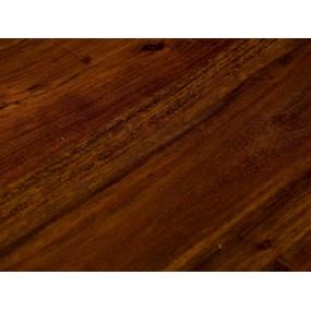 Hnědá komoda z palisandru Rosewood