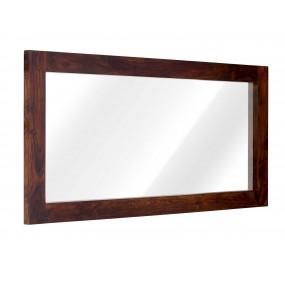 Zrcadlo z masivního palisandru 150x70 Rosewood