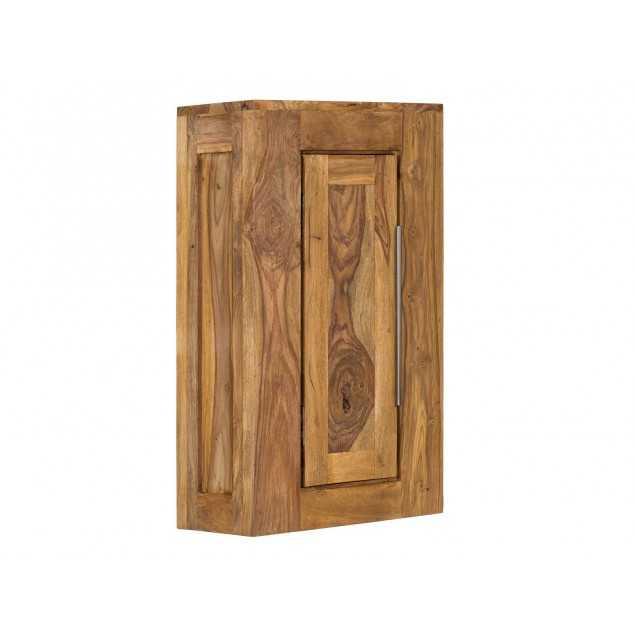 Nástěnná skříňka do koupelny z palisandru Kraft