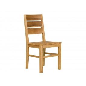 Židle z masivního dubu Easthill