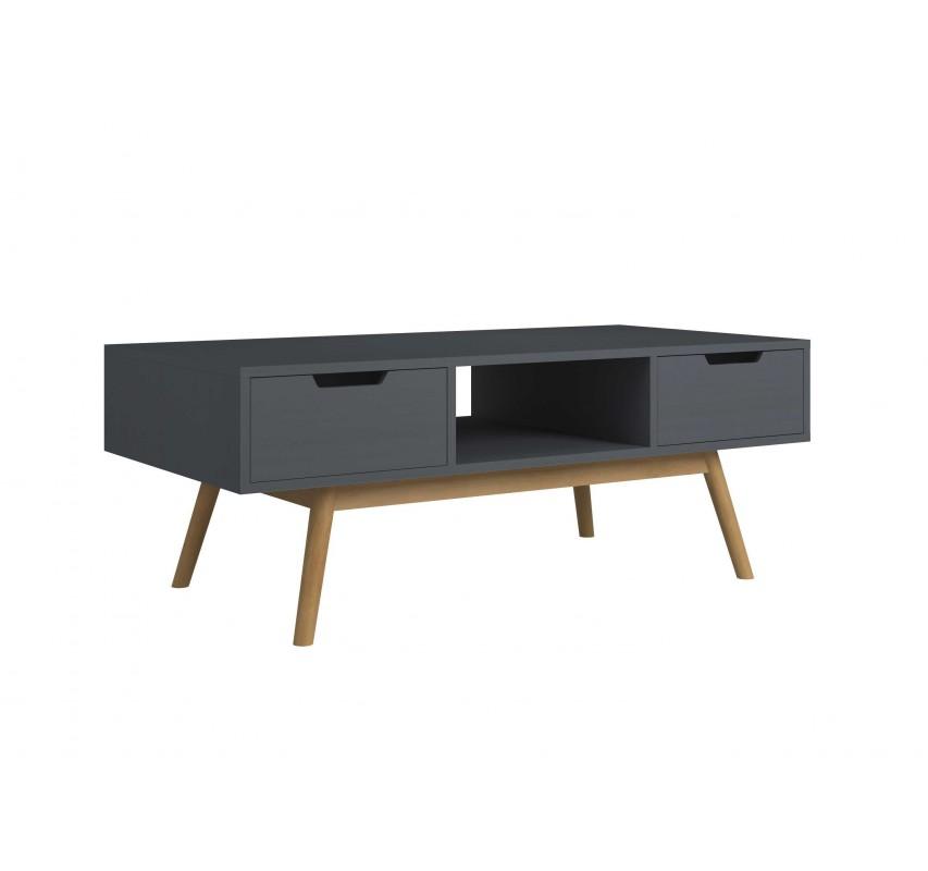 Dřevěný konferenční stolek Van