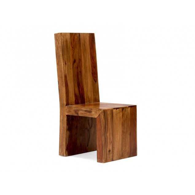 Masivní židle z palisandru Kánpur