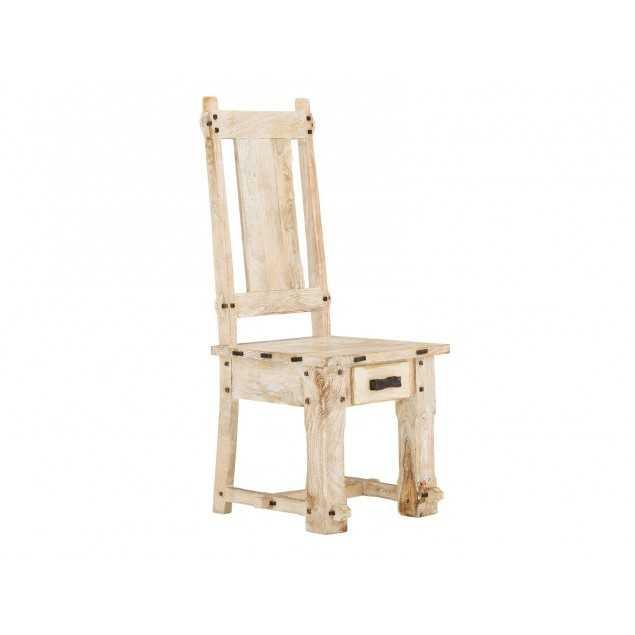 Dřevěná židle, exotické dřevo Patena