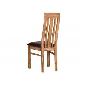 Masivní židle z akátu Marseille