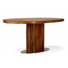 Oválný jídelní stůl Squarus