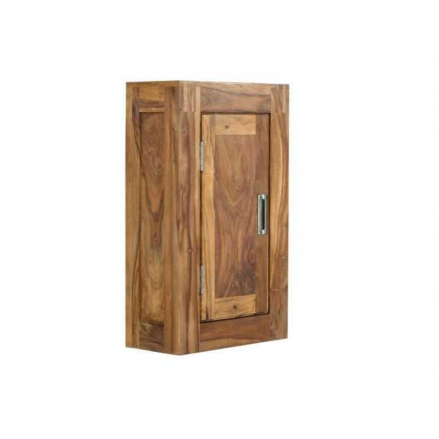 Nástěnná skříňka do koupelny z palisandru Venezie