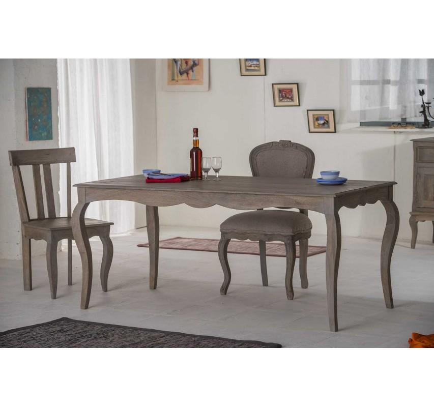 Jídelní stůl 175x92 z mangového dřeva Arya