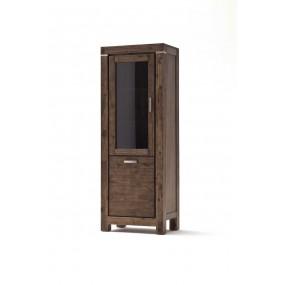 Dřevěná vitrína Sydney