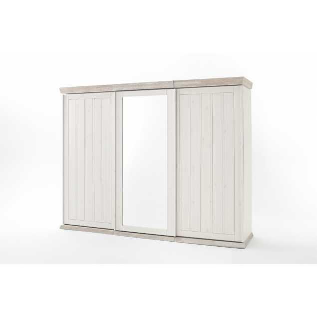 3dveřová šatní skříň Goterberg
