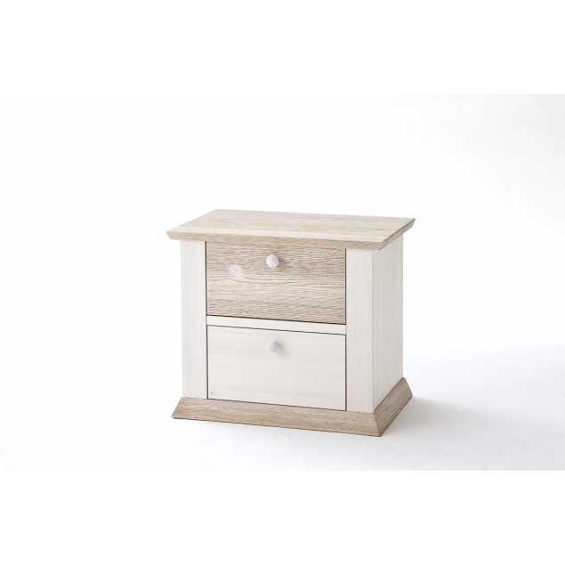 Dřevěný noční stolek Göterberg