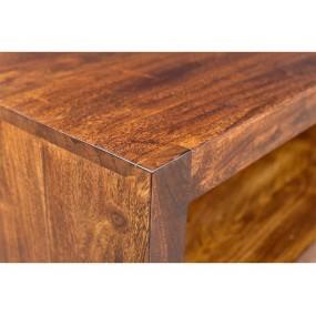 Akátový konferenční stolek z masivu Diego