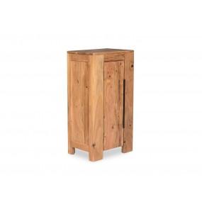 Nízká skříňka do koupelny Wellington