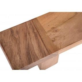 Držák na osušky z akátového dřeva
