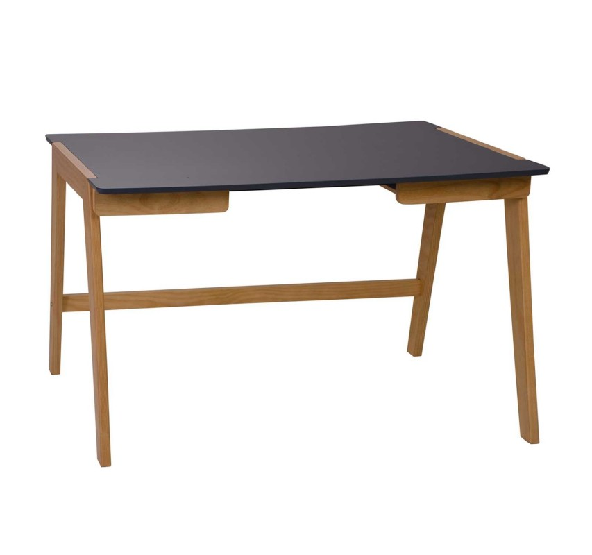 Psací stůl šedý Van