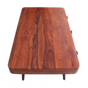 Dřevěný konferenční stolek 120x70 Corleone