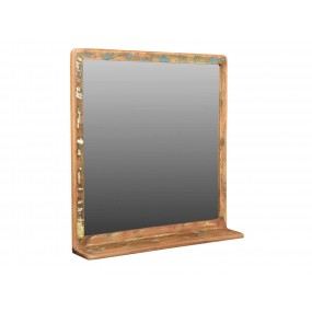 Barevné koupelnové zrcadlo Barma