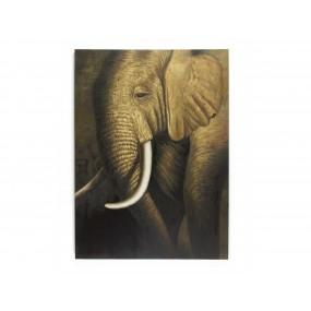 Dekorace Slon