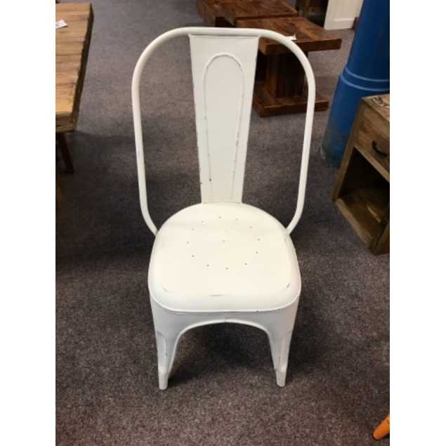 Židle KOV - LIKVIDACE VZORKŮ