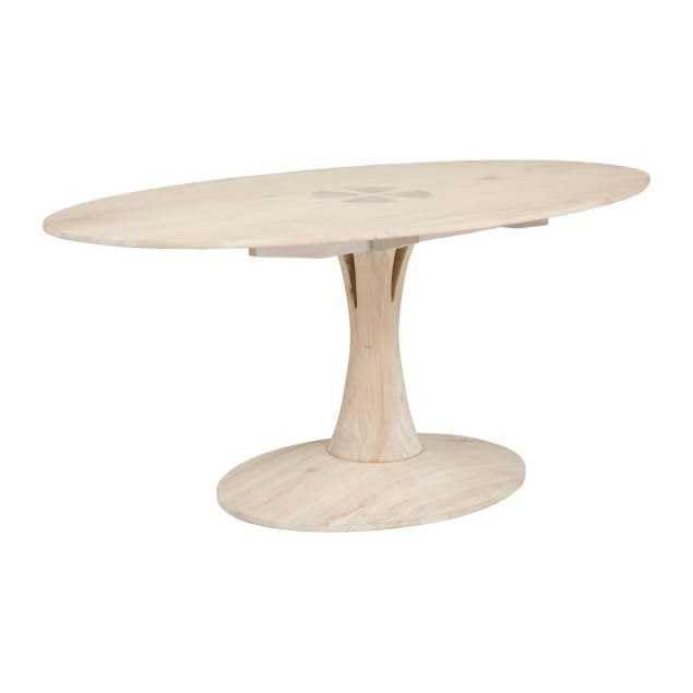 Jídelní stůl pastor bílý