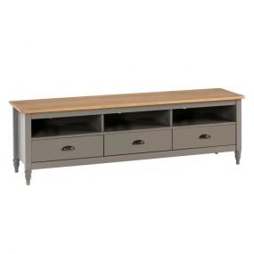 TV stolek šedý Irelia