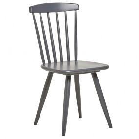 Šedá jídelní židle Marckeric Jade