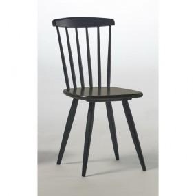 Antracitově šedá jídelní židle Marckeric Jade
